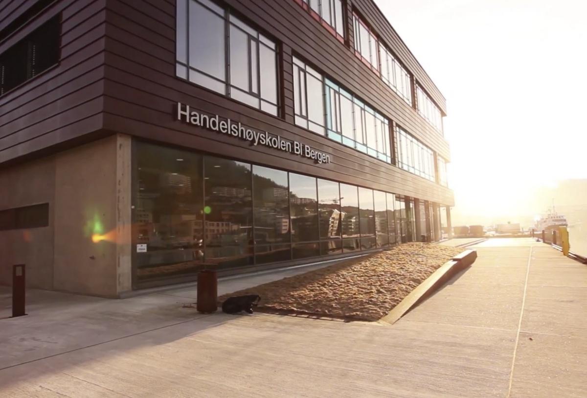 Bergstrøm Handelshøyskolen BI Bergen: Gjesteforelesning