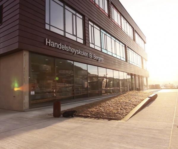 Handelshøyskolen BI Bergen: Gjesteforelesning